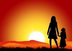 Как просить прощения у мамы