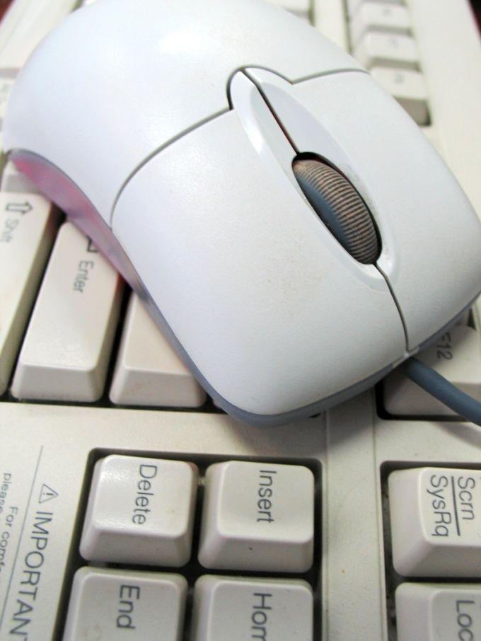 Как разобрать мышь