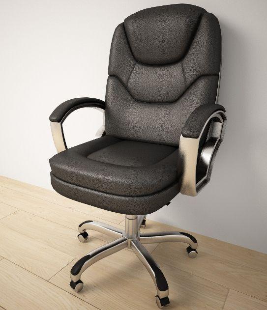Как разобрать офисное кресло