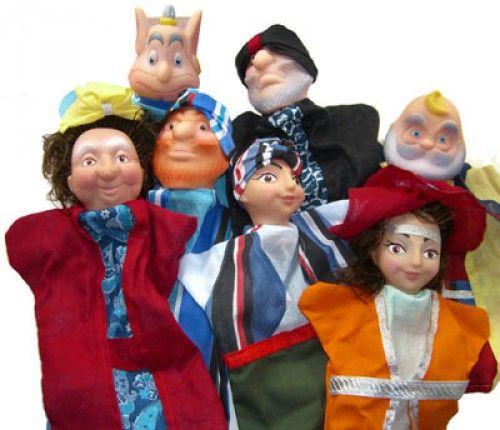 Как сделать кукольный театр