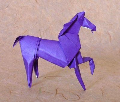 Как сделать лошадь