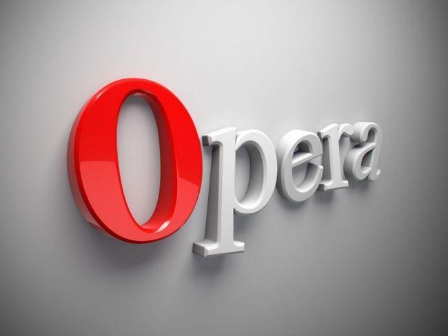 Как сделать opera русской