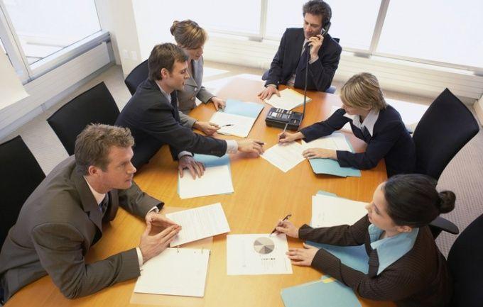 Как составить протокол заседания комиссии