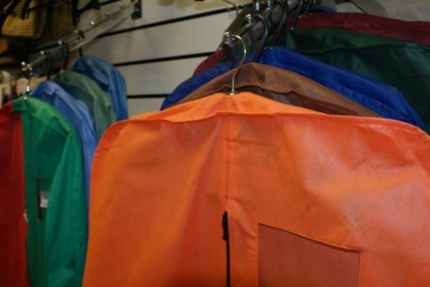 Как сшить чехол для одежды