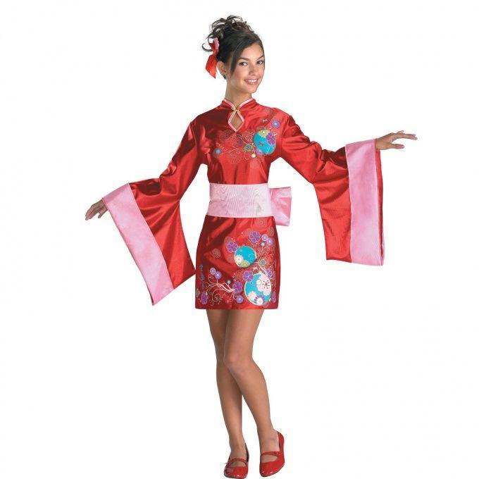 Как сшить самому кимоно