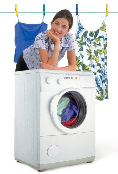 Как стирать белье