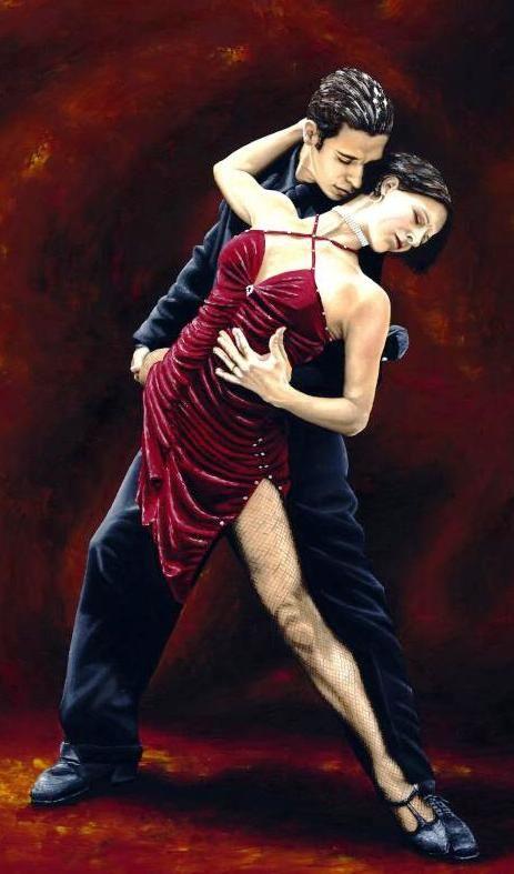 Как танцевать в медленном танце
