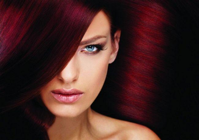 Как убрать красный цвет волос