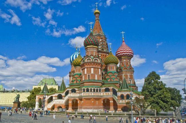 Как в москве прошел день города