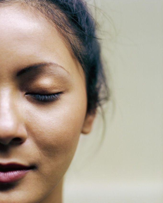 Как видеть с закрытыми глазами