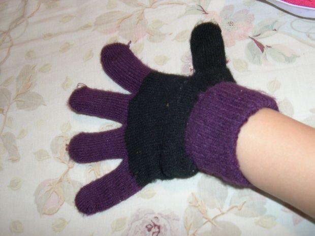 Как вязать перчатки