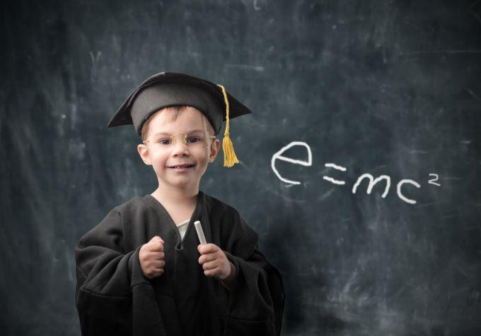 Как воспитать детей умными