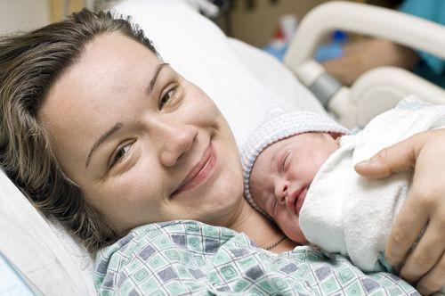 Как восстановить себя после родов