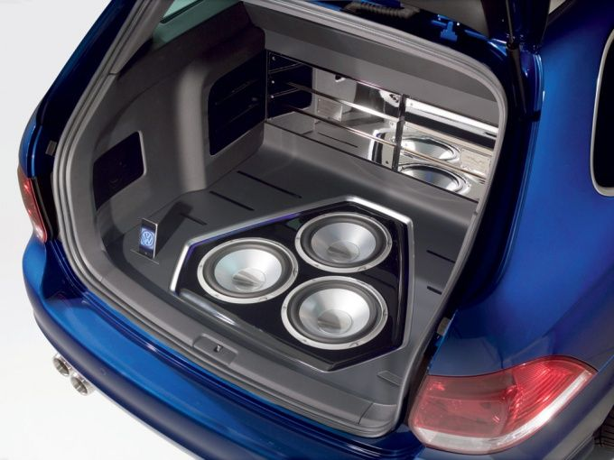 Как выбрать акустику в автомобиль