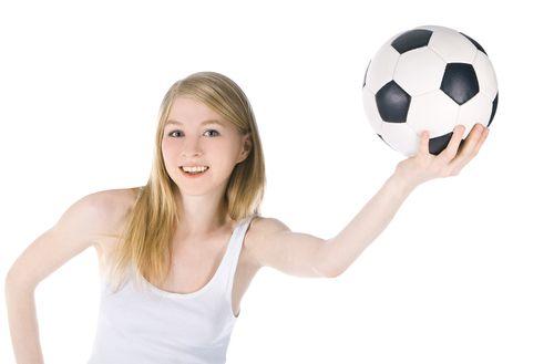 Как выбрать мяч