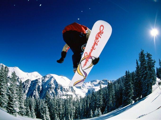 Как выбрать сноуборд по росту