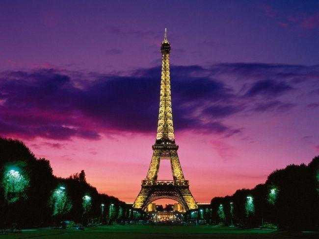 Как выехать во францию
