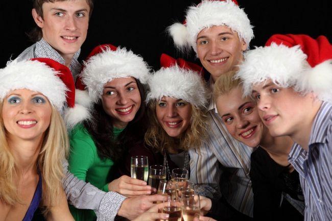 Как выглядеть в новогоднюю ночь