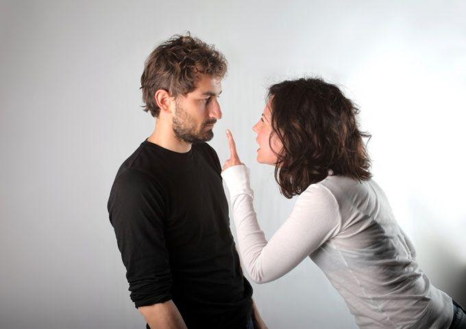 Как выгнать мужа