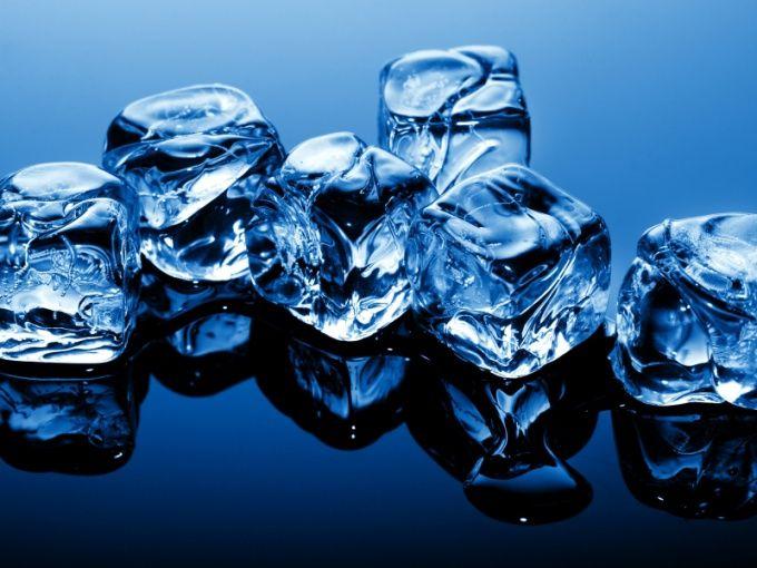 Как замораживать воду