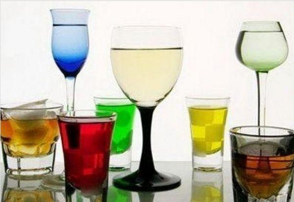 Какие из спиртных напитков самые безвредные