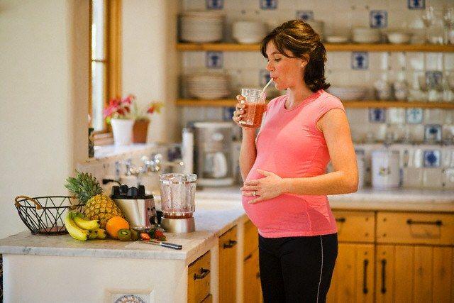 Какие витамины пить при беременности
