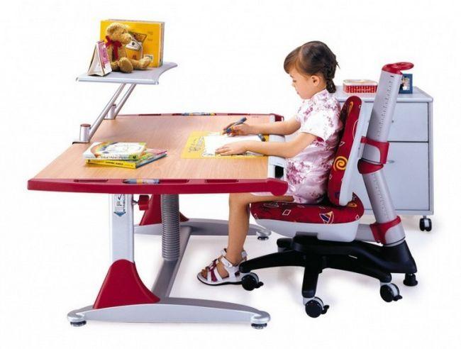 Письменный стол для школьника: как выбрать