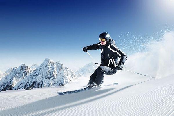 Виды горнолыжных трасс