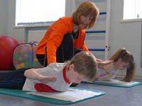 Занятия лфк для детей с нарушениями опорно-двигательного аппарата