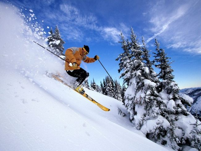 Зимний костюм для занятий спортом и активного отдыха